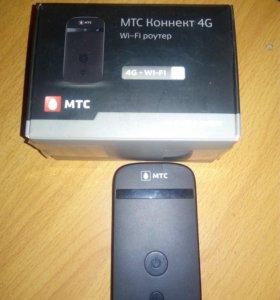 Wi-Fi роутер МТС Коннект 4G
