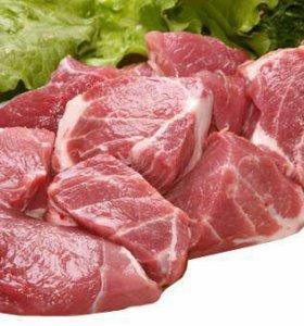 Мясо по частями