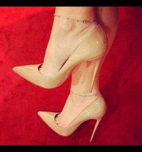 Лакирование 👠 туфли
