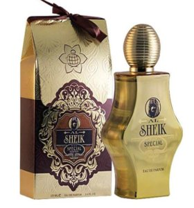 Al Sheik special. 100ml EDP .ОАЭ