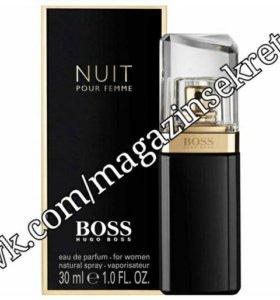Духи Hugo Boss Nuit Pour Femme