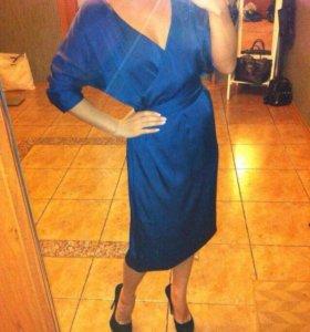 Платье шелк 42-44