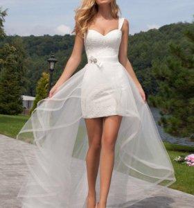 Свадебное платье - трансформер