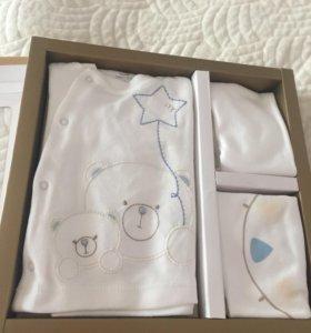 Комплект для новорождённого