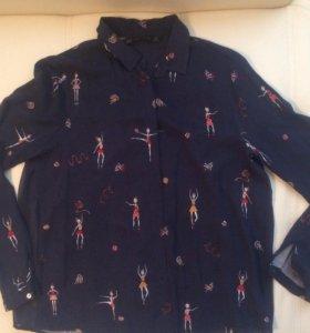 Рубашка/блузка Zara