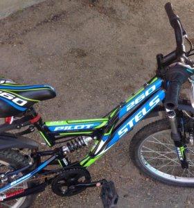 Велосипед спортивный подростковый.