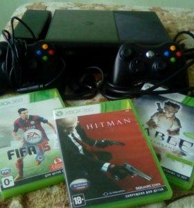 Xbox 360 на (500gb)