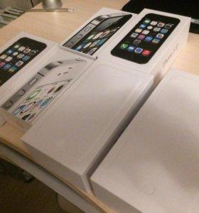 iPhone 5S на 16 гб.