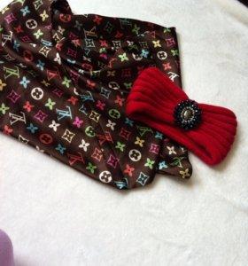Повязка + платок