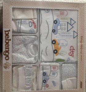 Подарочный комплект для новорождённого