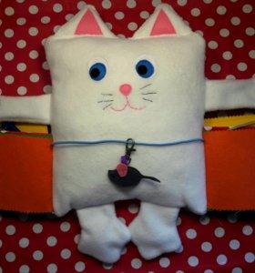 Развивающая игрушка чудо-кот