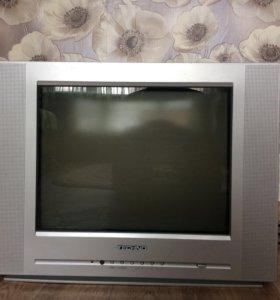 Цветной телевизор диагональ 36