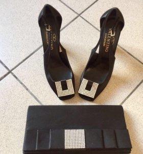 Туфли Valentino оригинал
