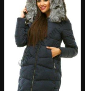Курточка на зиму 44-46-48-50