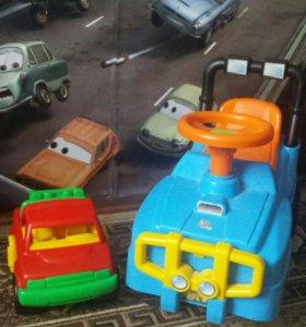 2 Машинки
