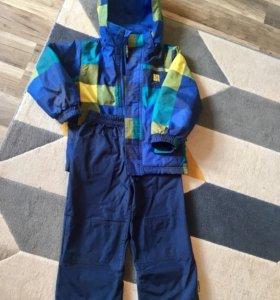 Куртка + штанишки 110