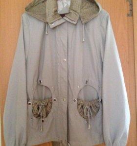 Куртка 52-54 размер
