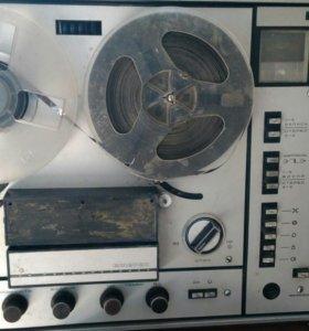 Магнитофон ростов 102 стерео