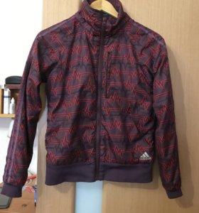 Куртка adidas на рост до 165см
