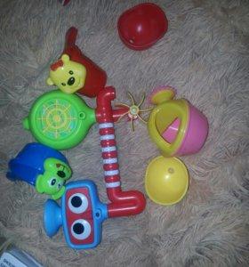 Игрушки .развивашки новые