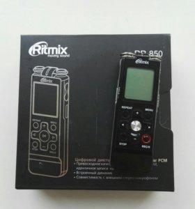 Цифровой диктофон Ritmix rr-850