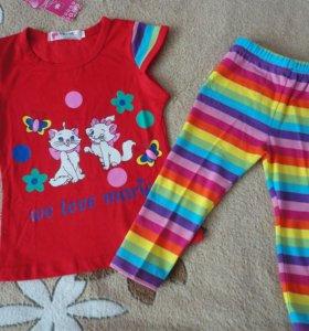 Новые костюмы для девочек