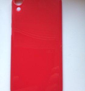 Силиконовый чехол на HTC Ds 826 , 820