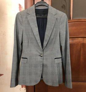 Костюм ZARA новый пиджак+юбка