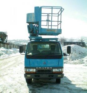 Аренда автовышек в Магадане