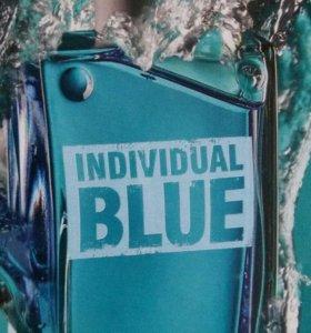 Туалетная вода individual blue