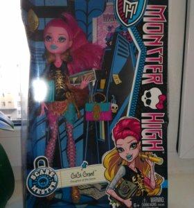 Кукла Monster Hign GiGi Grant