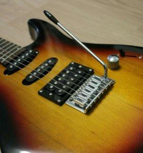 Гитара Washburn RX10-VSB
