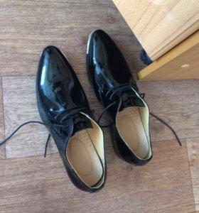 Туфли, новые, с интернета , размер не подошел