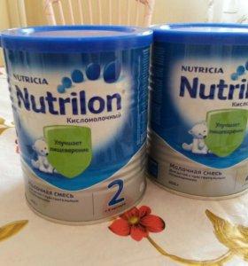 Nutrilon кисломолочный 2
