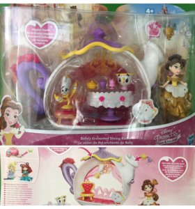 👸 Новый набор принцесса Бэлль Бель Belle Hasbro