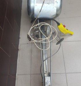 Лебедка электрическая Europea HE 325
