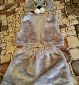 Карнавальный костюм кота.