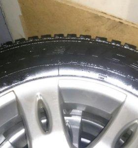 Диски, шины, Ховер 235 65 r17