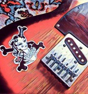 Электро гитара ashtone