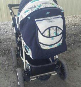 Детская коляска фирмы GALAXY ADAMEX