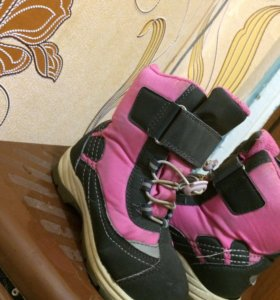 Зимние ботиночки pasito