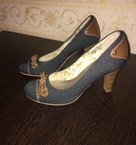 Туфли размер 38-39