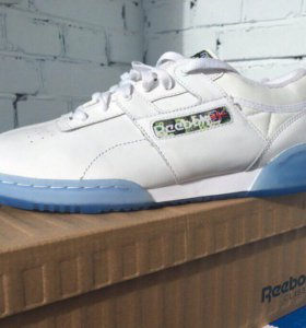 Reebok Workout Lo Clean SF White/Ice