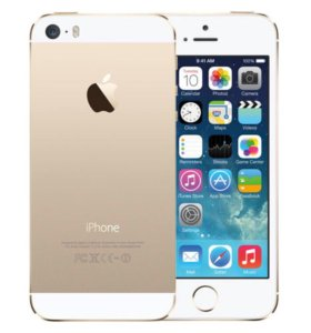 iPhone 5 s(gold) 64 g