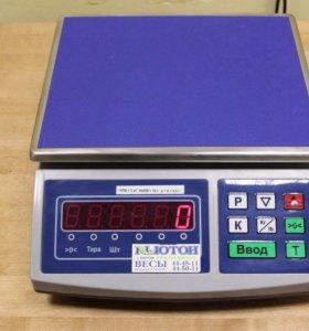 Весы фасовочные