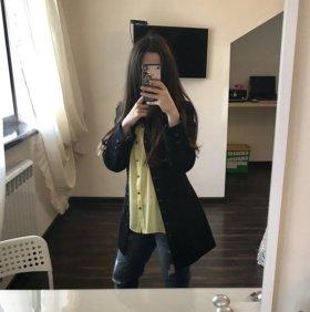 Пиджак новый длинный с биркой