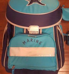 Рюкзак школьный, новый.