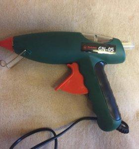 Пистолет клеевой Hammer