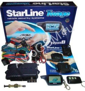 Автосигнализации Starline B9