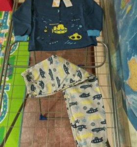 👦 Новые Пижамы для мальчика CROCKID.